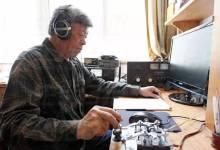 """BA4II专稿-从""""专业""""到""""业余""""无线电通信的历练(一)-济南黄河业余无线电439.110"""