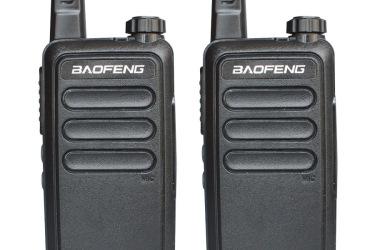 【积分兑换】宝锋BF-R5对讲机迷你小型轻薄小设备2w功率-济南黄河业余无线电439.110
