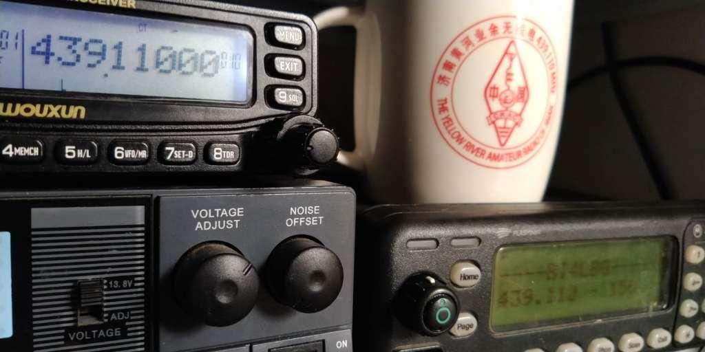济南黄河业余无线电2020年4月22日台网数据-济南黄河业余无线电439.110