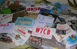 BA4II专稿-我收到境外寄来的QSL卡片-济南黄河业余无线电439.110
